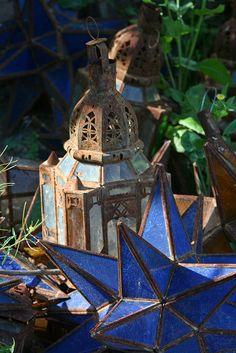 From my board: Bohemian Gypsy Homes 2 ........... Lanterns Morocco