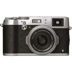 【カメラのキタムラ】コンパクトデジタルカメラフジフイルム X100T シルバーのご紹介です。全国1000店舗のカメラ専門店カメラのキタムラのショッピングサイト。デジカメ・ビデオカメラの通販なら豊富な在庫でスピード配送、価格はもちろん長期保証も充実のカメラのキタムラへお任せください。