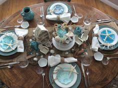 A Beachy table