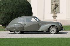 Alfa Romeo – 1939 Alfa Romeo 6C 2500 Berlinetta Sport (Castagna)