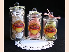 Betsy Niederer Miniatures, Dollhouse Miniature Food by an IGMA Fellow