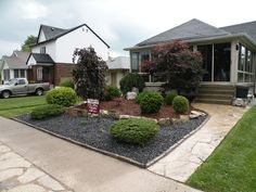Front Yard Landscaping Ideas For Small Homes Couple of people may deny that the attractive front yard provides considerably towards the overall benefit of a house. Description from frontyardlandscaping.info. I searched for this on bing.com/images