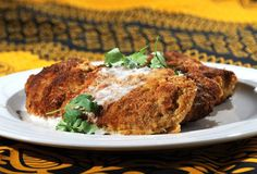 Sherrie Moki of Easton and Maggie Muthoka of Easton will serve food from their native Kenya at Kenyan Dinner at First Presbyterian Church of Easton on October 6. This is their cardamom chicken.