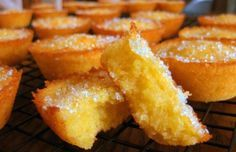 Portuguese Orange Tarts Recipe - Portuguese Recipes - Popular Recipes from Portugal