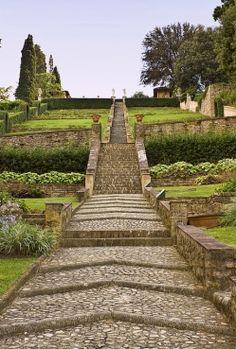 firenze boboli gardens