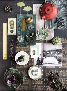 15 Moodboards For Your Home Office