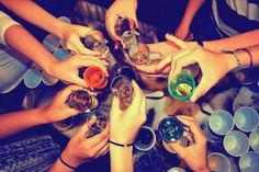 Tips on how you can save money when you go partying with friends and lovers. #party #entertainment
