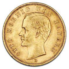 König Otto, Bayern, 10 Mark, 3.58g Gold, 1900-1912, Gold, Deutschland, 3.58g | CoinInvest