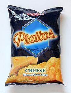 Jack 'n Jill Piattos: potato crisps