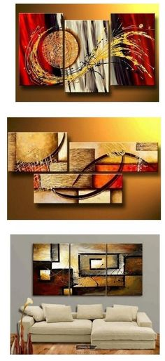 Multi Canvas Painting, Canvas Paintings For Sale, 3 Piece Canvas Art, 3 Piece Painting, Canvas Art For Sale, 3 Piece Wall Art, Large Canvas Art, Canvas Wall Art, Painted Canvas