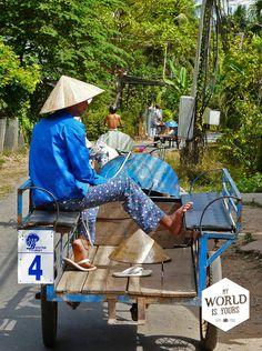 Reisverhalen en tips over reizen door de Mekong delta (Vietnam) vind je op http://www.myworldisyours.nl/places/mekong-delta