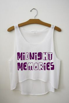 c230f33eab3eeb midnight memories crop top Crop Top Outfits