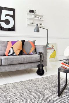 Efter Stormen Blog: 10 Scandinavian living rooms | 10 Salones de estilo escandinavo