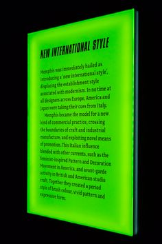 Postmodernism, Style  Subversion 1970–1990 Exhibition Graphics - Victoria  Albert Museum- A Practice for Everyday Life