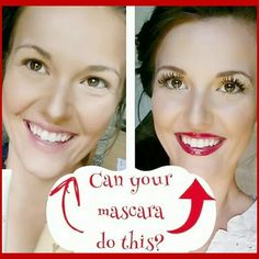 Go from drab to FAB with one application of 3D Fiber Lash + Mascara!!! Shop for BIG, BEAUTIFUL LASHES at www.youryouniquebynicolle.com  #younique #3dfiberlashplus #mascara #eyemakeup #instantlashes #hypoallergenic #waterresistant #extremevolume #extremelength #onecoatwonder #sexy #dramatic #makeup #beauty #glam