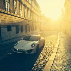 Porsche 911 by Frederic Schlosser