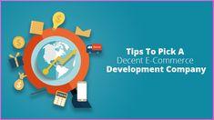 Choosing the Right E-commerce Development Company for Your Online Store - Dextrous Infosolutions Google Talk, Communication Process, Web Development Company, Business Goals, Online Marketing, Ecommerce, Online Shopping, Brick, Web Design