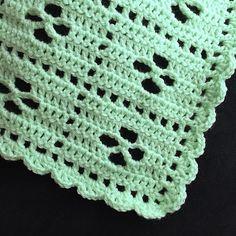 Ravelry: jenbarnes' Call The Midwife Baby Blanket
