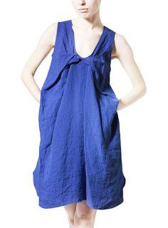 Nicole Farhi-vintage linen dress  € 198,00