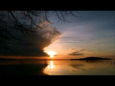 LAGO TRASIMENO in Inverno - Winter at Lake Trasimeno - Full HD - YouTube