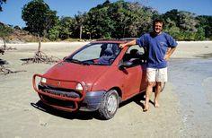 The TWINGO makes history in Australia