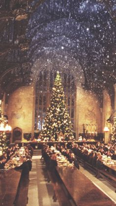 harry potter, great hall