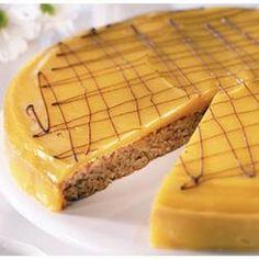 Norwegian Almond Cake