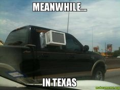 Only in Texas!