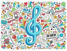 muziek achtergrond - Google zoeken