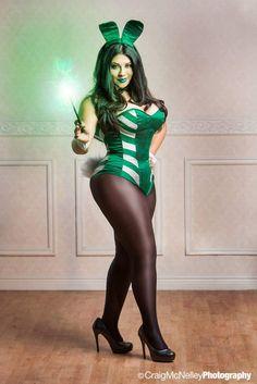 Slytherin Bunny · Ivy Doomkitty