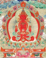 Art and Meaning of Himalayan Thangkas | Society for Asian Art