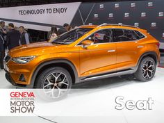 Genf 2015: Seat präsentiert SUV Concept Vision 2020  Genfer Autosalon 2015, Weltpremiere, Sport Coupé Concept GTE, Caddy, Passat Alltrack, VW Touran, Car of the Year, VW Passat, Volkswagen, news2do.com