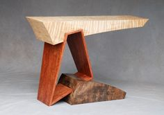 Boulder Tumble | Northwest Woodworkers' Gallery