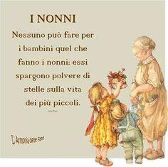 I nonni....