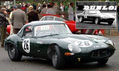They were designed as stripped-down racing versions of the popular sports car, and were used on well-known tracks against competitors such as the Ferrari 250 GTO.