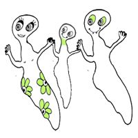 happy ghost clipart halloween at Lucy Learns, Free Halloween Clipart for Kids , Teacher Resources with Halloween Theme