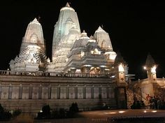 Birla Mandir in Kolkata, India, is a Hindu temple on Asutosh Chowdhury Avenue, Ballygunge, built by the industrialist Birla family.On the bi...