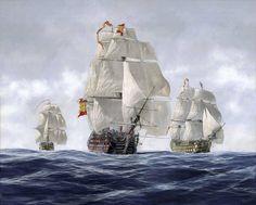 Navio Santísima Trinidad y Principe de Asturias