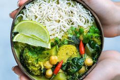 Express Green Curry