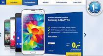 Samsung Galaxy 5:Smartphone Samsung Galaxy 5, die nächste Smartphone-Generation