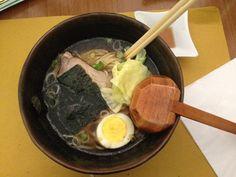 Avete mai provato Banki Ramen? Pare che a Firenze sia un'istituzione tra gli amanti dell'autentica cucina giapponese, ma io l'ho scoperto solo di recente grazie a un amico. E' un'esperienza buffa e...