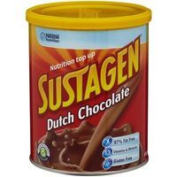 Sustagen Dutch Powdered Drink Chocolate 400g - buy sustagen dutch powdered drink chocolate 400g online at woolworths.com.au