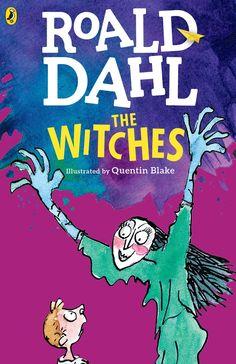 Kindle The Witches Author Roald Dahl and Quentin Blake, Quentin Blake, Sacrées Sorcières Roald Dahl, The Witches Roald Dahl, Dvd Blu Ray, Las Brujas De Roald Dahl, The Witch Movie, Books To Read, My Books, Science Fiction