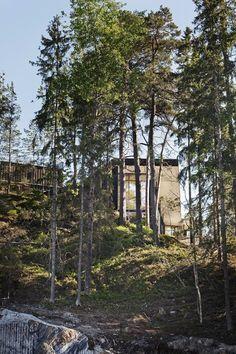 Artipelag Art gallery, Värmdö, 2012 - Nyréns Arkitektkontor