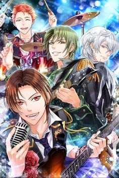 Shall we date?: Wizardess Heart + Gedonelune Music Festival Spin off CG's Star Crossed Myth, Event Pictures, Shall We Date, Dating Sim, Brass Band, Drawing Reference Poses, Animal Ears, Emo Boys, Hair Ornaments