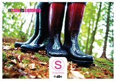 #rainiscoming På med støvlene! http://www.stiligestovler.no/dav-stovler/sussex?tm=nettbutikk #støvler #gummistøvler #stiligestøvler