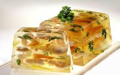 Vegetable Terrine In Jelly, this is a WOW site! Shrimp Appetizers, Best Appetizers, Retro Recipes, Vintage Recipes, Healthy Eating Tips, Healthy Recipes, Healthy Nutrition, Gross Food, Gastronomia