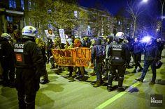 Quelques milliers de manifestants ont défilé dans les rues du Mile End, du Plateau Mont-Royal et du centre-ville, mardi soir, pour dénoncer l'impact des politiques d'austérité du gouvernement libéral sur la vie des femmes et exiger qu'en aucun cas l'accès à l'avortement ne soit restreint, malgré le contexte budgétaire actuel. http://www.lapresse.ca/actualites/montreal/201503/31/01-4857214-une-manifestation-nocturne-feministe-a-montreal.php