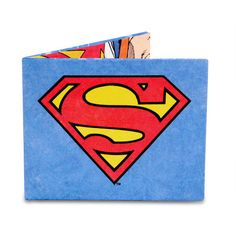mighty wallets® (Superman) | QUIRKS