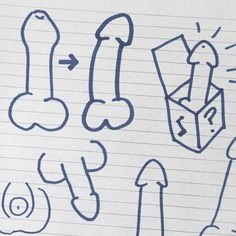 The MANY different kinds of penises you may encounter in your lifetime.